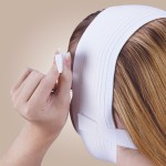 Universal Facial Band with Hot/Cold Compresses