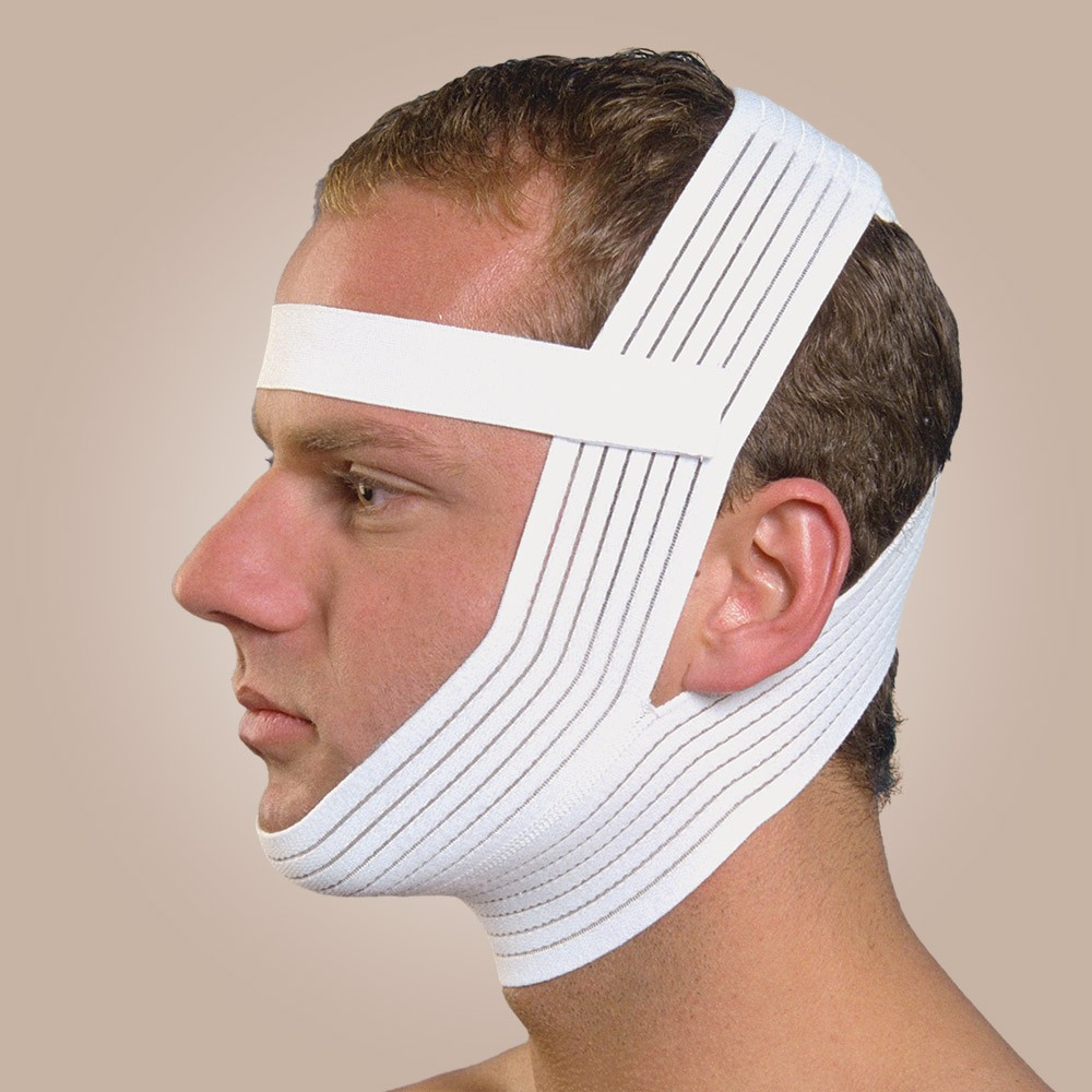 Universal Split Ear Facial Band