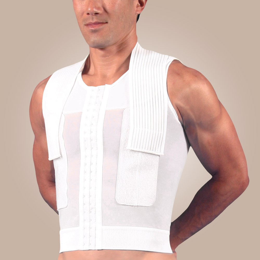Dorsocervical Male Vest