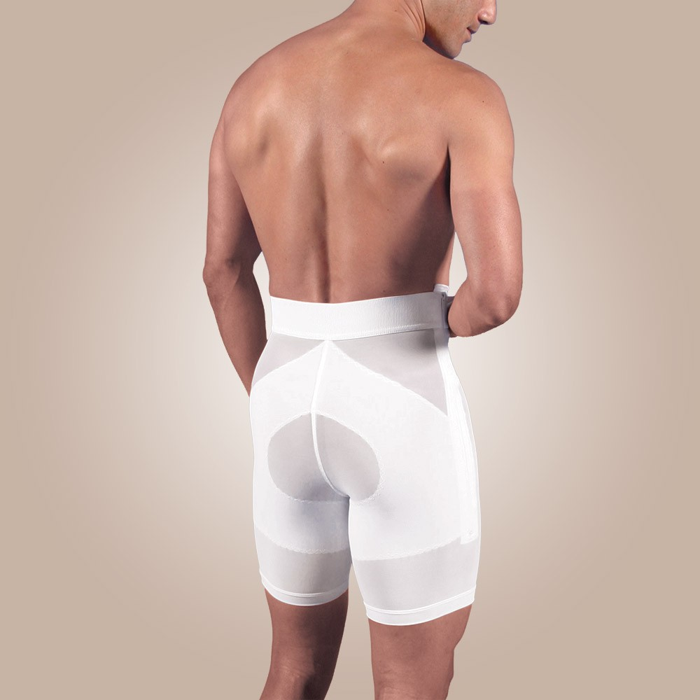 Zippered Gluteus Garment